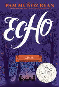 Echo, book cover