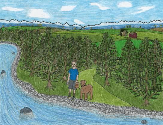 Growing Season near the river