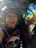 """""""Me in a Tree With Jazz Hands"""""""