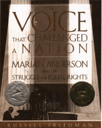 The Voice That Challenged a Nation book cover