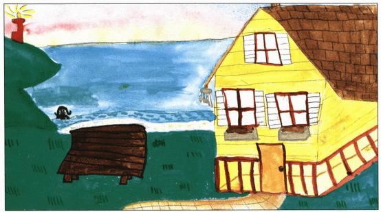 Paradise a beach house