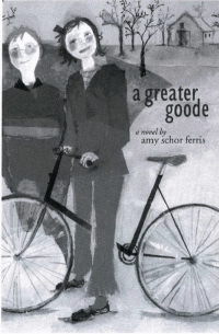 A Greater Goode book cover