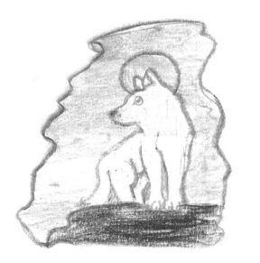 Lakota white bear