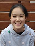 Nicole Qian Seaweed Towered Above Her