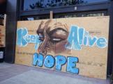 """Keep Hope Alive"""