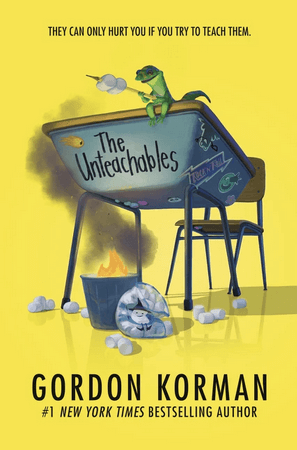 The Unteachables, Reviewed by Pragnya, 12