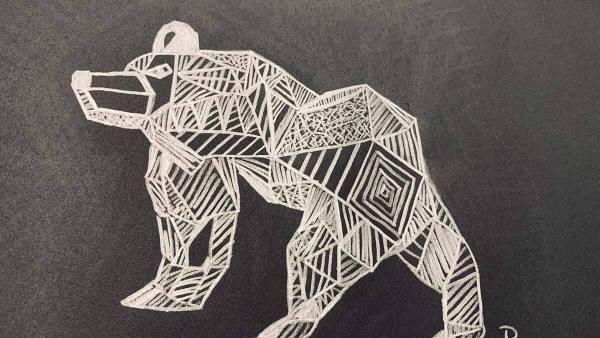 Bear  By Paris Andreou Hadjipavlou