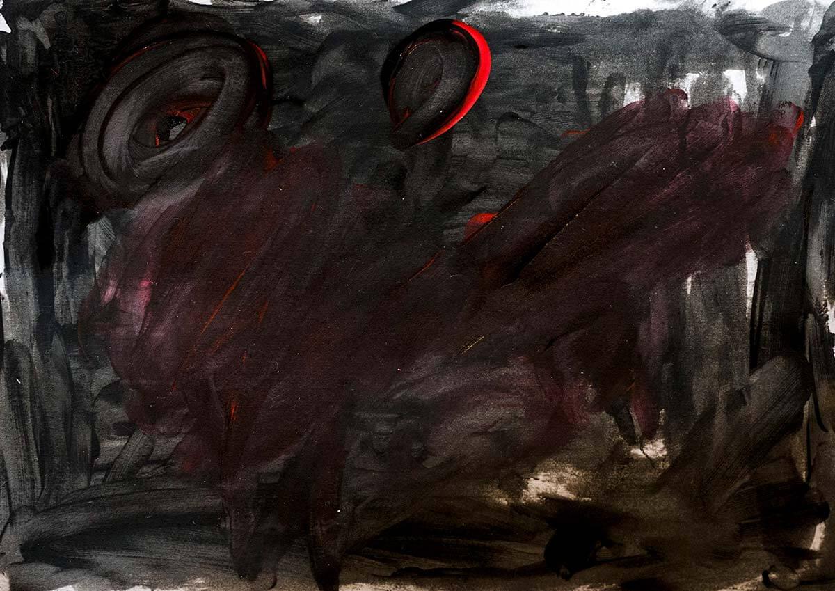 Darkness of Fear