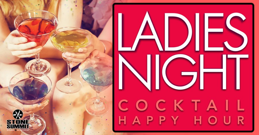 Join us for Ladies Night