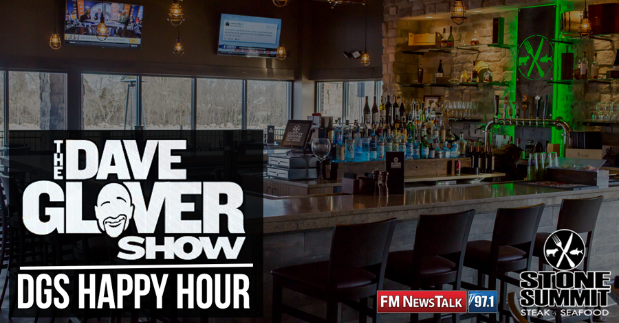 DGS Happy Hour with The Dave Glover Show