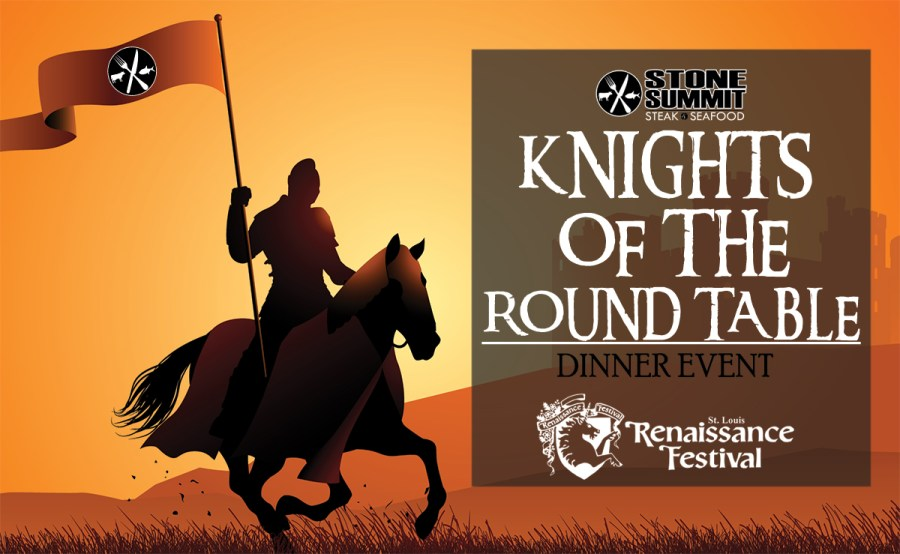 Knights of the Round Table Dinner