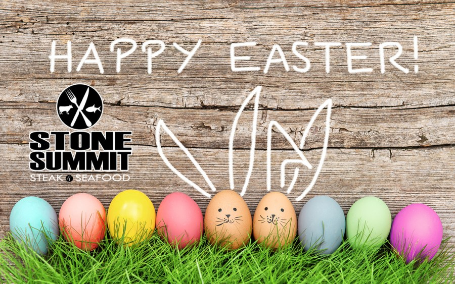Easter Brunch at Stone Summit