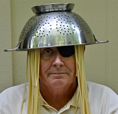 Image result for Pastafarians
