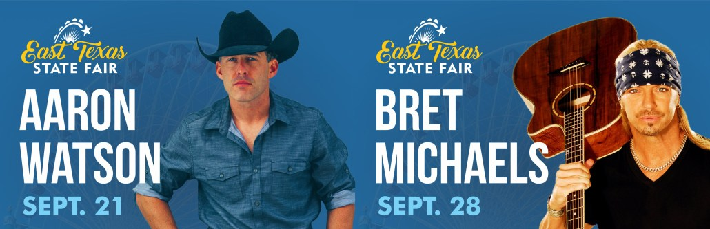 East Texas State Fair Music