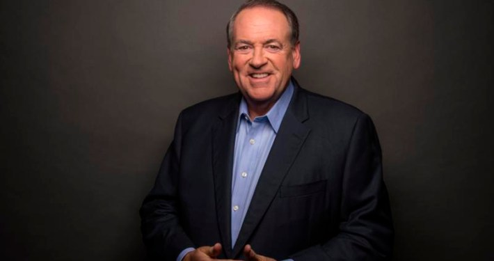 Former Arkansas Gov. Mike Huckabee