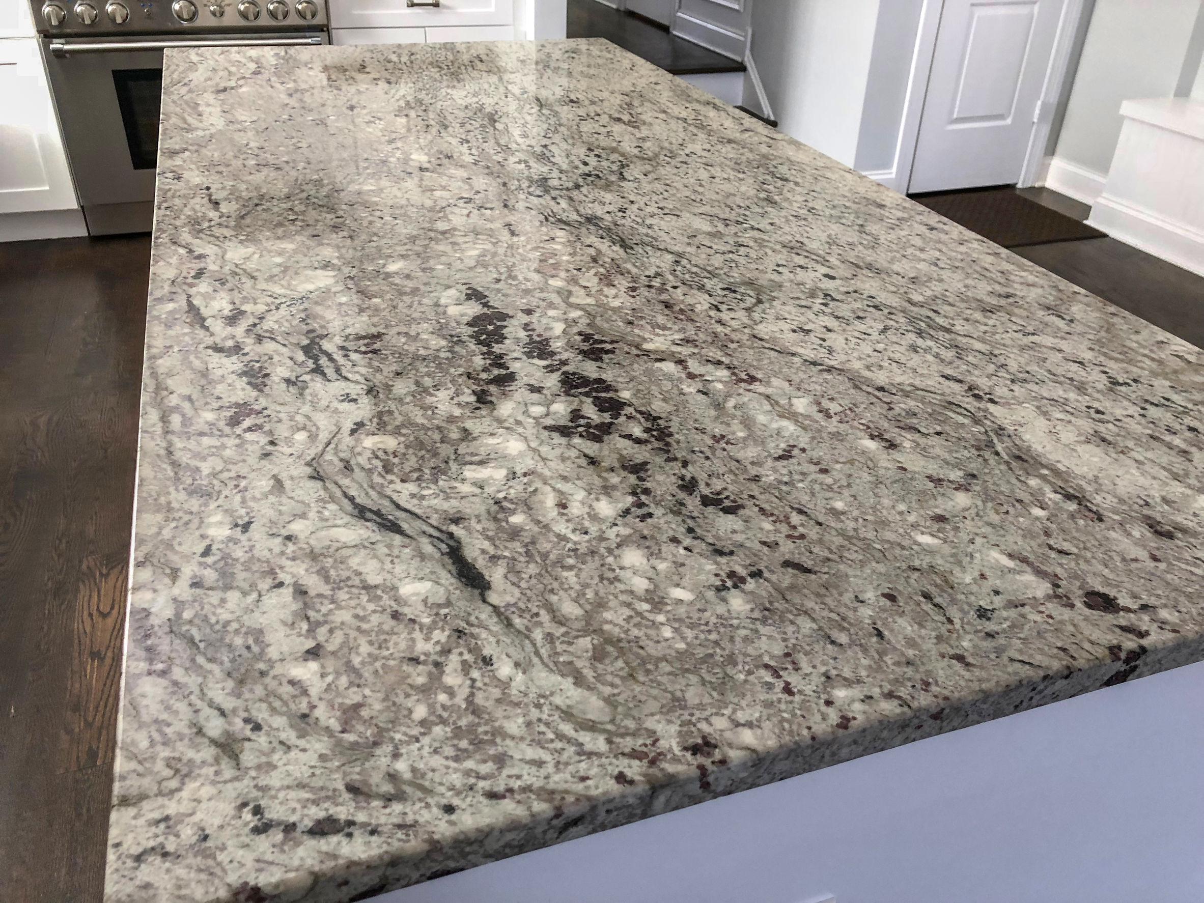 Granite Flat countertop