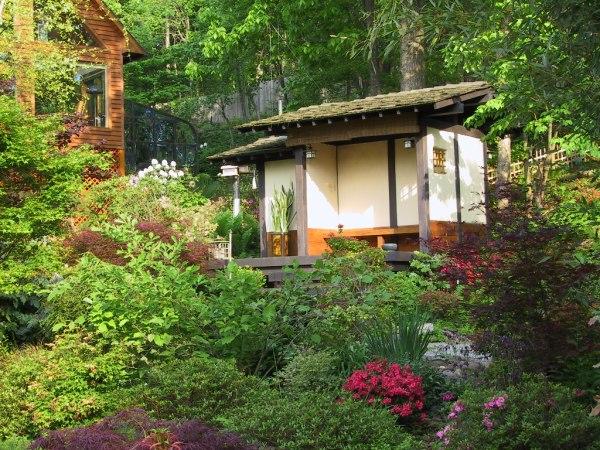 japanese garden house Japanese Tea House | A Curious Life