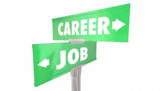 career-vs-job