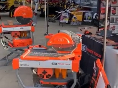 "iQ Power Tools' ""War on Dust"" Heads to Australia"