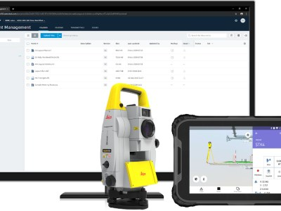 Leica Geosystems, Autodesk Further Collaborate to Bring Even More Efficiency to the Building Construction Industry