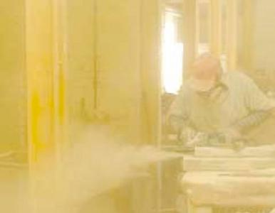 Report questions effectiveness of power tool dust extraction systems
