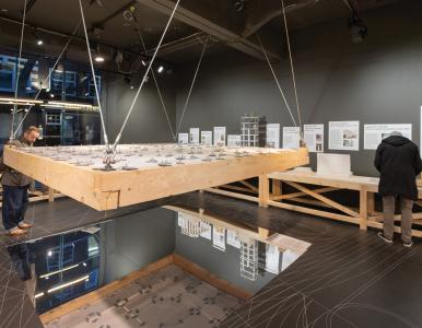 Video marks conclusion of Building Centre's New Stone Age exhibition