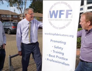 Worktop fabricators launch recruitment video
