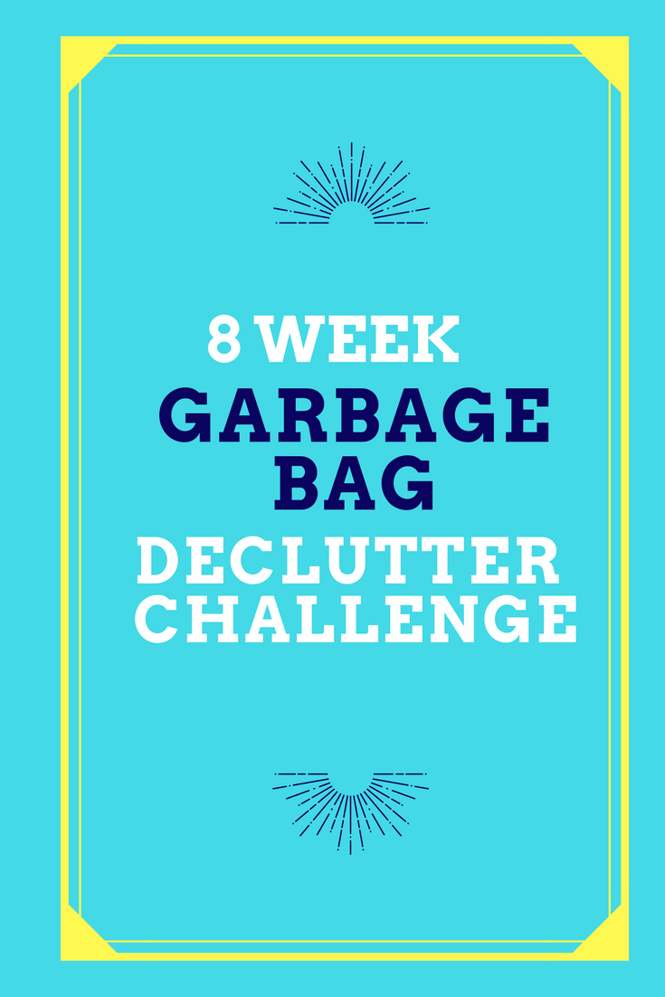 Decluttering challenge