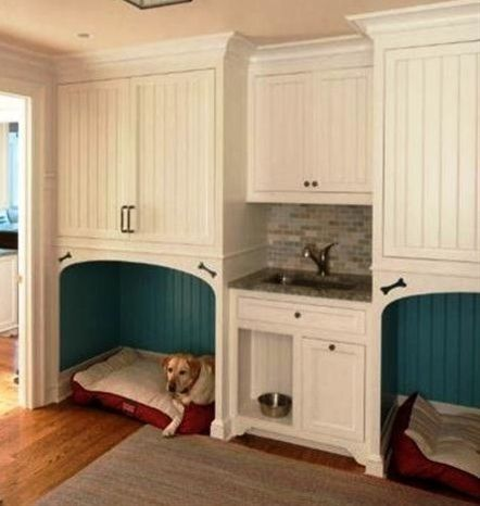 dog mud room