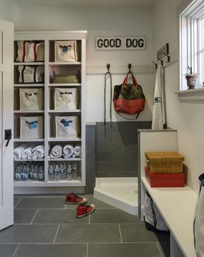 Mudroom for dog