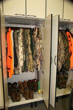 coat storage