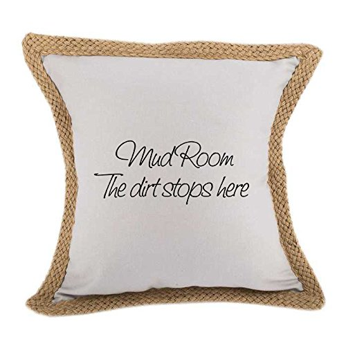 mudroom pillow