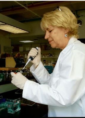 Here I am during genetics training at NIH in June, 2016