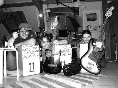jjSMS - Geburt einer Band 1