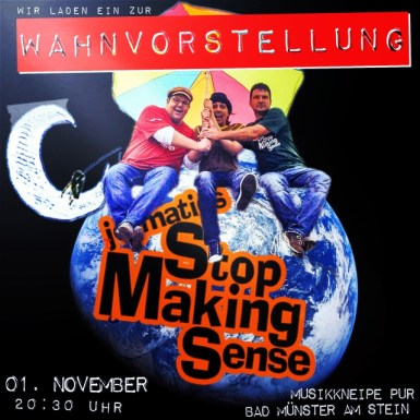 Die Wahnvorstellung - 01. November 2014