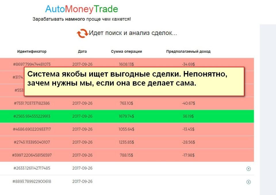 AutoMoneyTrade