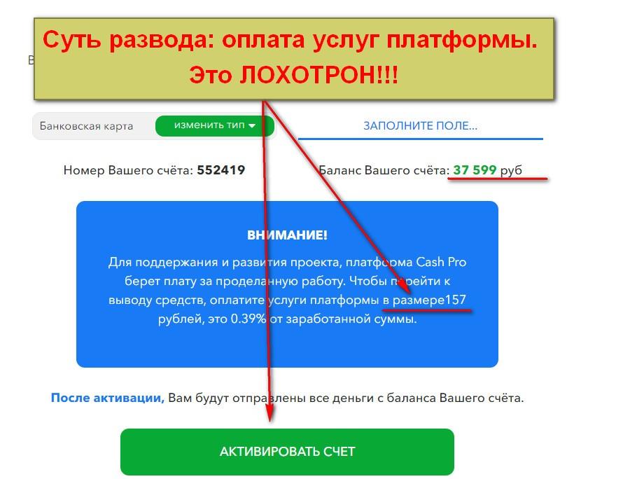 Cash Mon, Cash Good, тестирование сайтов корпораций