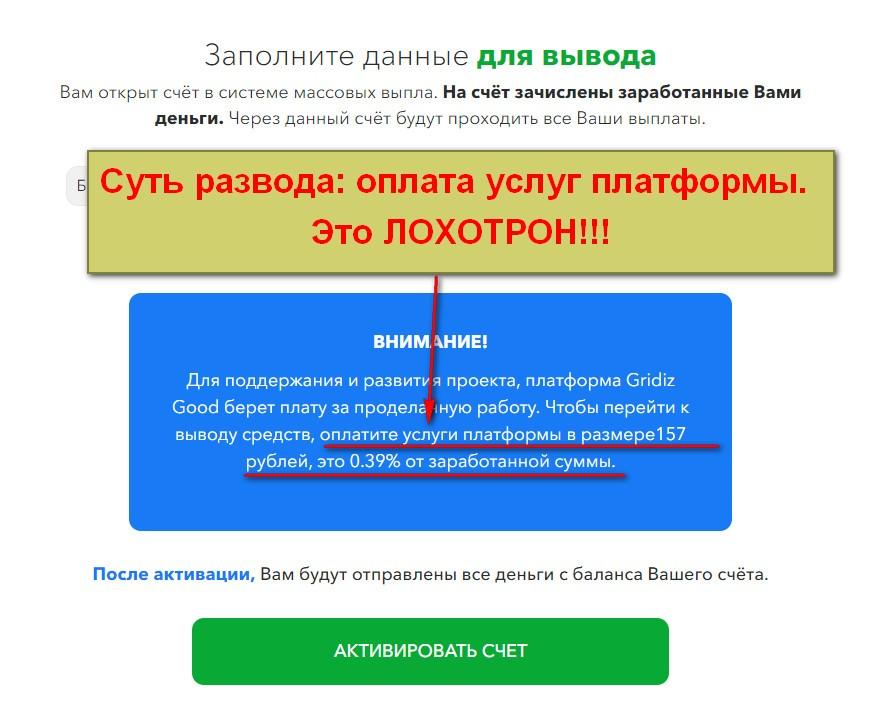 PikTraf, Good Traf, тестирование сайтов корпораций