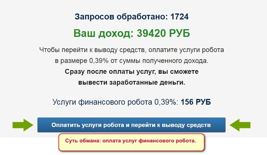 MoneyBot v.3.6, финансовый робот