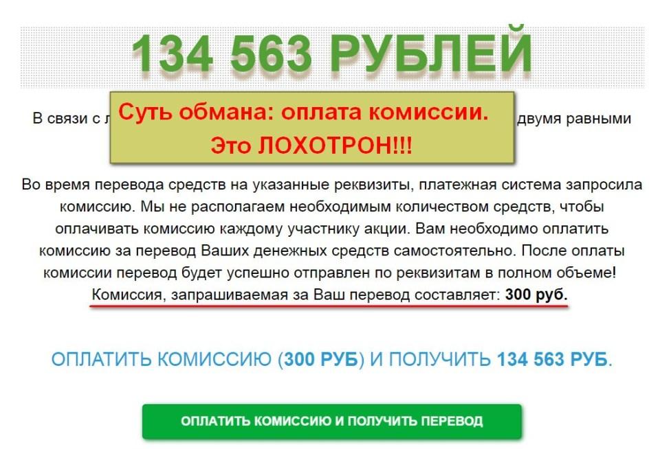 Официальная служба возврата интернет-платежей, СВП