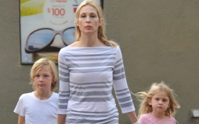 Kelly Rutherford's Children Lose Custody Case