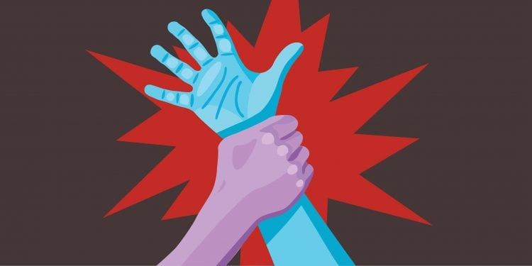 Domestic violence signs and ways to protect someone