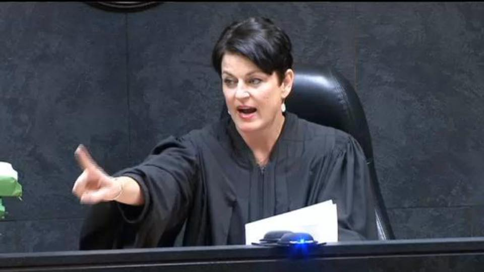 judge Gorcyca
