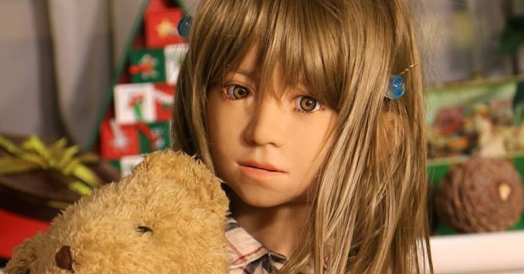 Donovan: Ban sale of 'sickening' child sex dolls in U.S.
