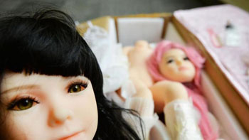 Child Sex Dolls, stop abuse campaign