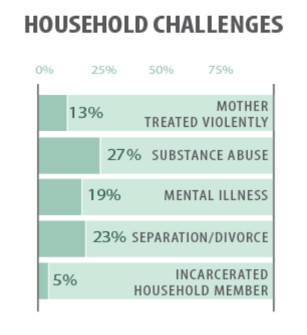 Adverse Childhood Experience Abuse household challenges