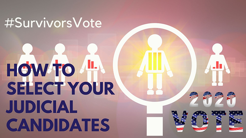 How to select a judicial candidate