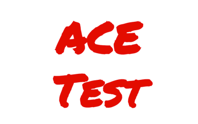 How you can benefit from taking the ACE Test