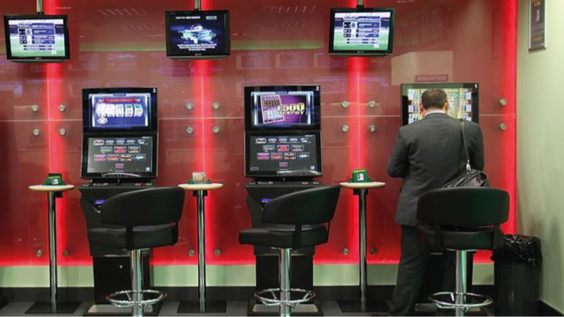 £2 Fixed Odds Betting Terminal Stakes