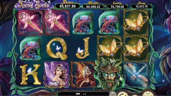 faerie-spells-slot-gameplay